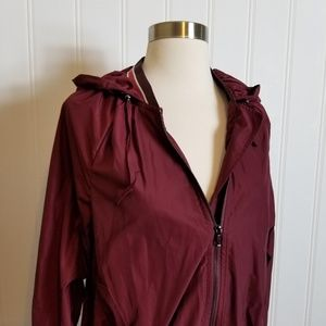 Les Petites Paris Cropped Hooded Parka Jacket